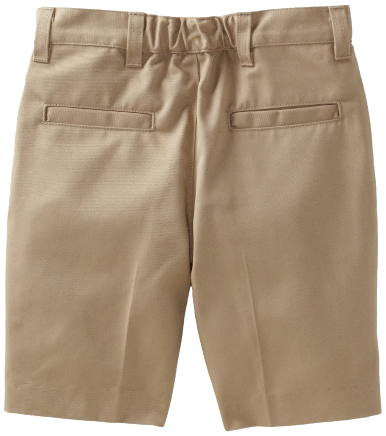 Amazon.com: Classroom Little Boys' Uniform Flat Front Short ...