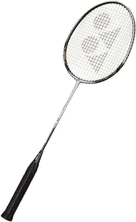 Yonex Carbonex 6000 Ex 4U Badminton Racquet  Silver/Black