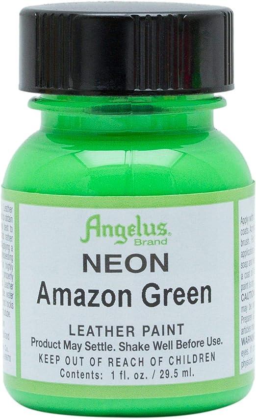 Angelus Neon Amazon Green Acrylic