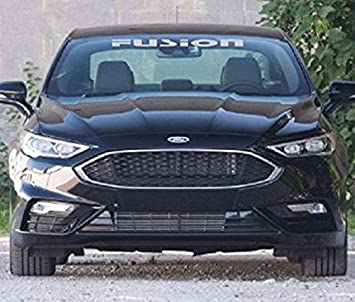 """Ford Fusion windshield Banner vinyl decal sticker 36/"""""""