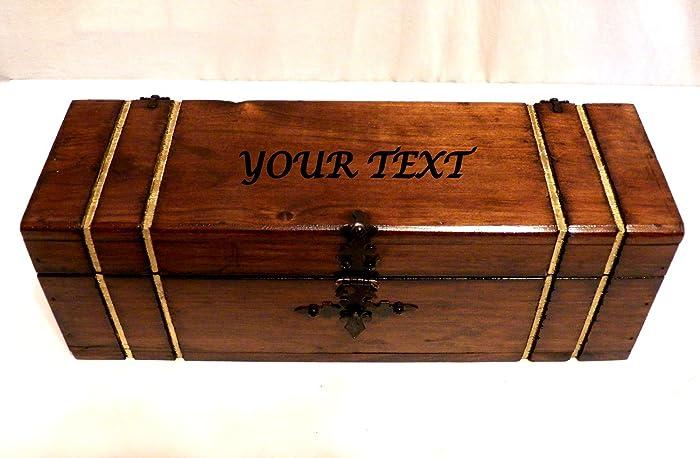 caja de vino caja de vino de boda caja de vino de madera