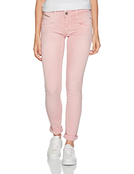fd3d6087a19f Freeman T Porter Alexa Slim New Magic Color Pantalones para Mujer:  Amazon.es: Ropa y accesorios