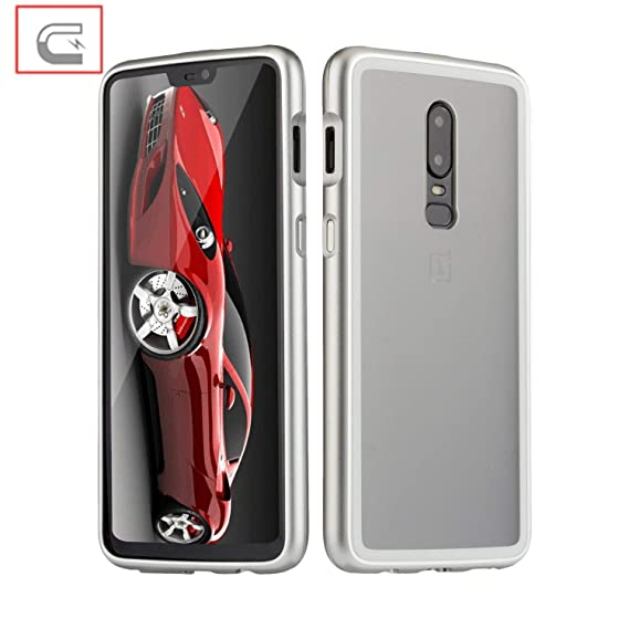 Amazon.com: FUNIT Magnet Absorption Case for OnePlus 6 ...