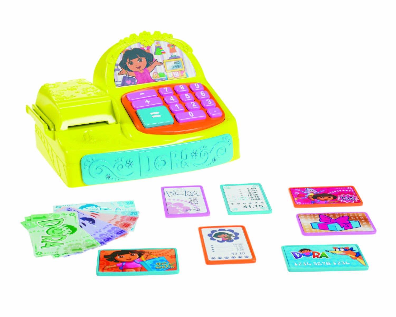 Reducción de precio Dora La Exploradora X2180 - Caja Registra-Dora (Mattel)