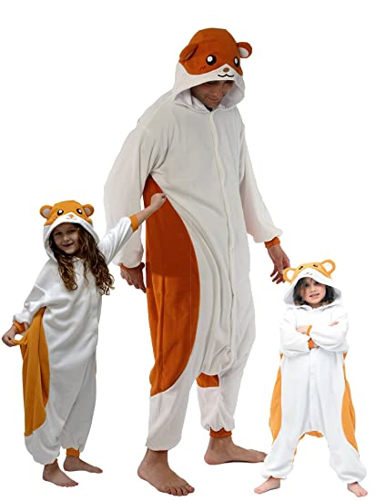 Amazon.com: Disfraz de Kigurumi para adultos, adultos: Clothing