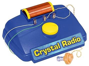 Crystal Radio Set Electronic Kit