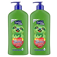 Suave Kids 2 in 1 Shampoo & Conditioner with Pump, Strawberry 18 Oz