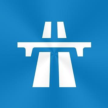 Amazon com: UK Motorways - LIVE Traffic Reports & Road Speeds