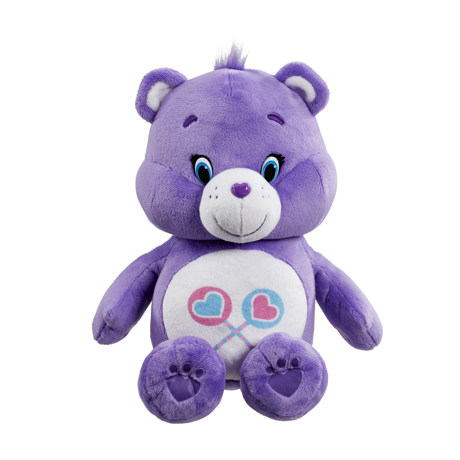 Amazon.com: Bisounours - JP43072.4300 - Peluche Hug - Giggle Tougentille: Toys & Games