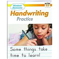 Mindset Moments: Manuscript Handwriting Practice Gr. 2-3 Reproducible