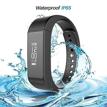 Iwown Reloj Oled Bluetooth Deporte Impermeable Podómetro Plus 4 Pulsera I5 Tracker Smartband Táctil Inteligente 0 Con Pantalla Fitness bYvf67gy
