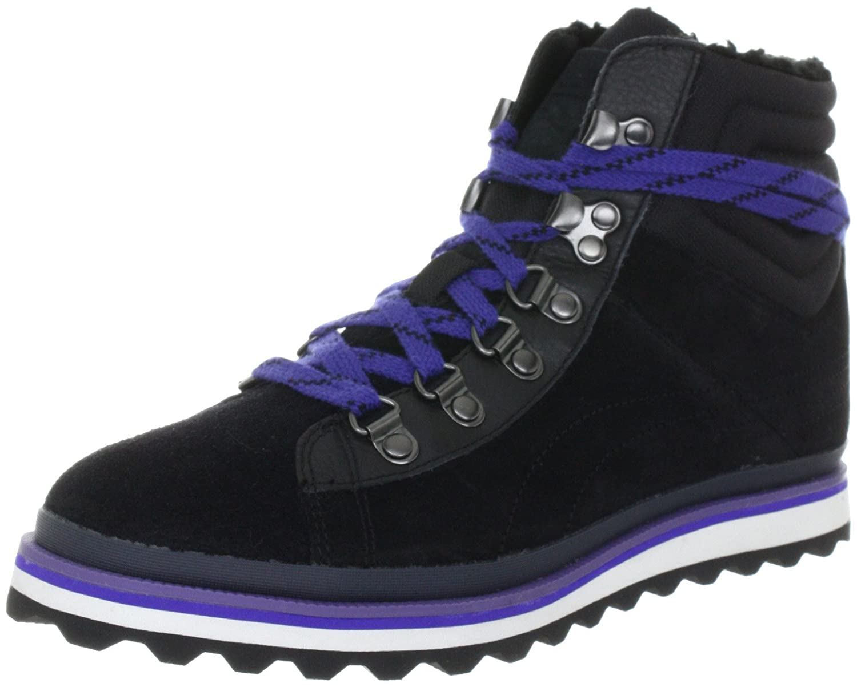 Puma City Snow Boot S Wns 354215 Damen Boots  38 EU Schwarz (Black 03)