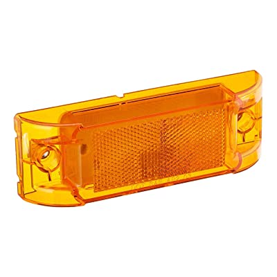 Grote 46073 Yellow Economy Sealed Clearance Marker Light: Automotive