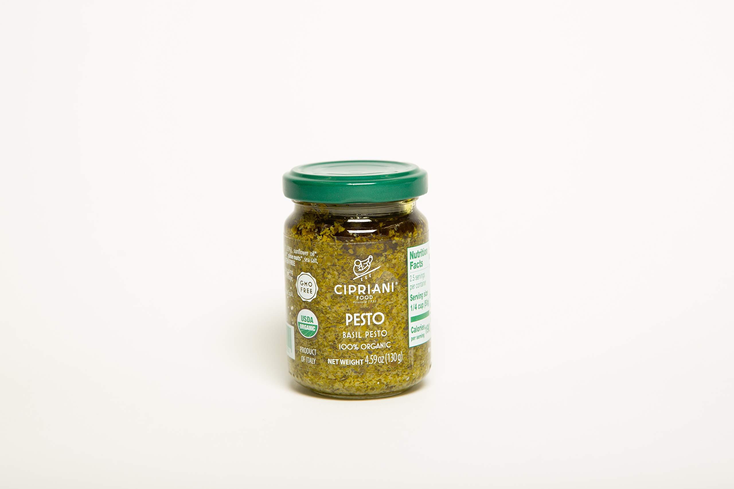 Cipriani Basil Pesto Organic