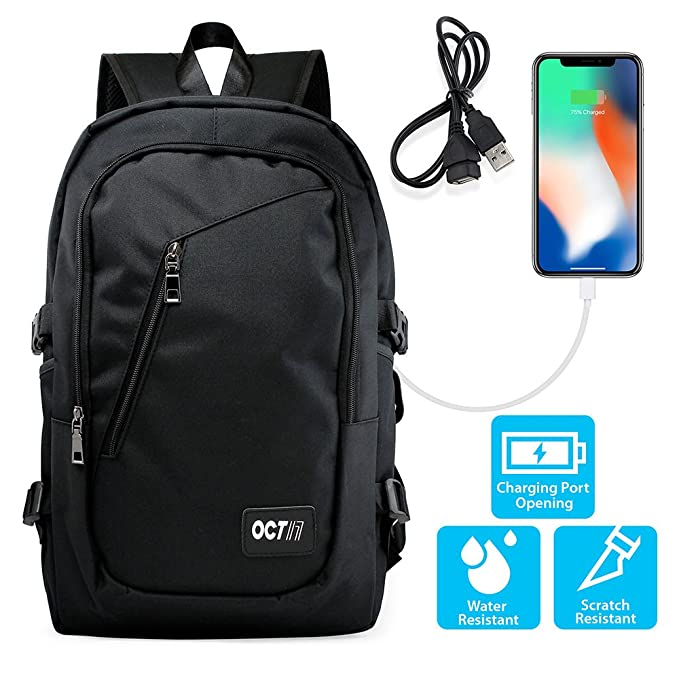 Review Oct17 Business Laptop Backpack,