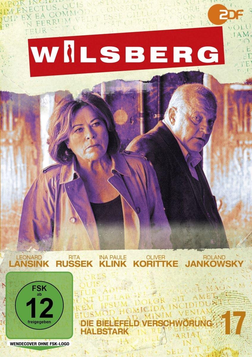 Wilsberg 17 Bielefeld Verschwörung Halbstark Amazonde Leonard