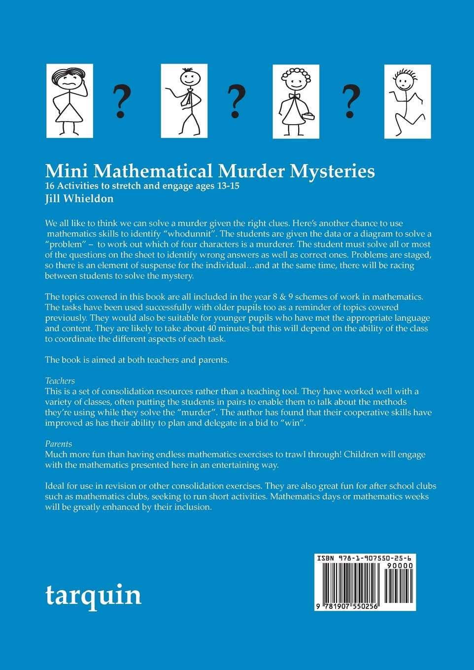More Mini Mathematical Murder Mysteries: 16 Activities to Stretch ...
