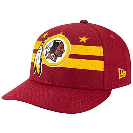 reputable site b2c9c e2118 New Era Washington Redskins 2019 NFL Draft On-Stage Low Profile 59FIFTY Hat  (7