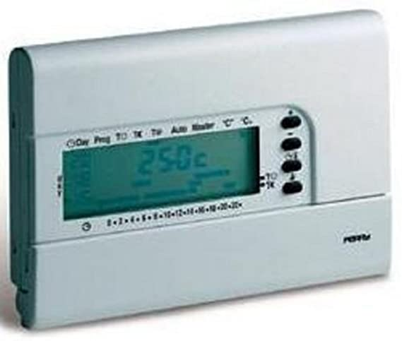 Perry 1 CR cr011b – Termostato digital programable semanal
