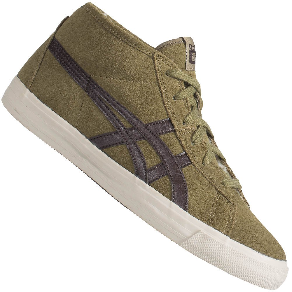 Onitsuka Tiger Fader per Black Dark Grey, Nero (Nero), 40.5