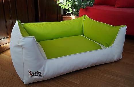 Sofá cama de piel sintética perros Acceso 105 cm X 80 cm