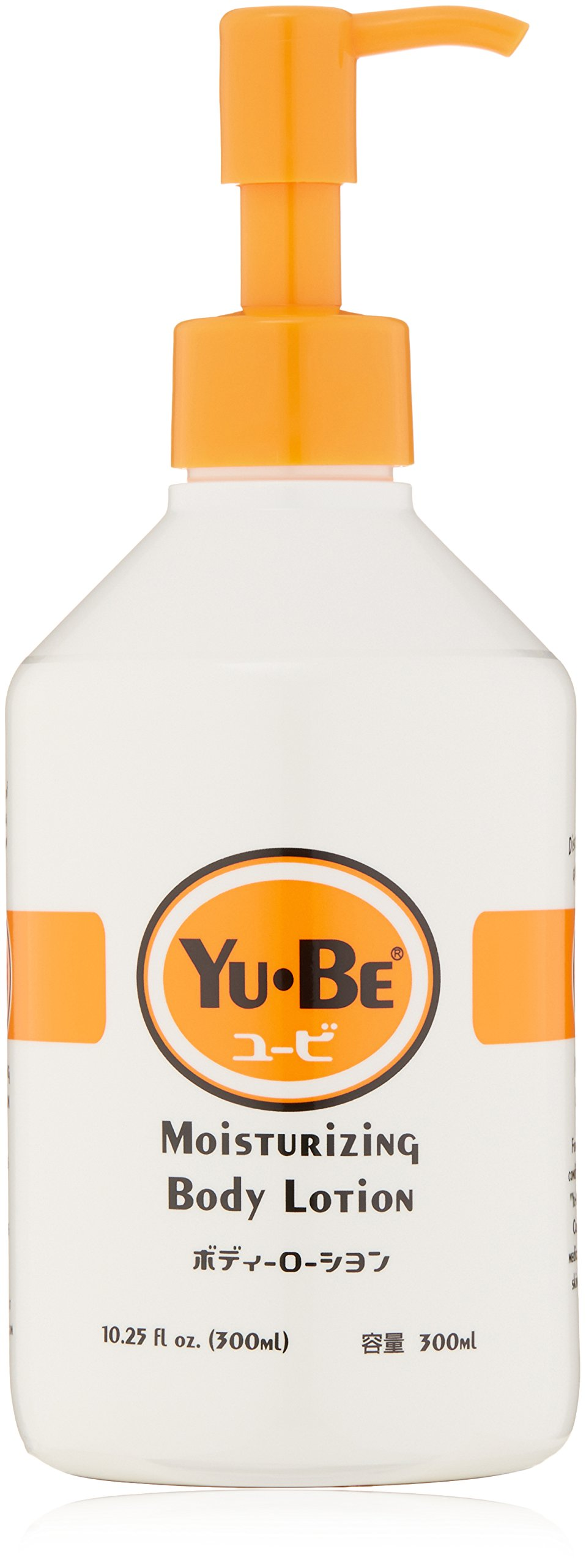 Yu-Be: Japan's secret for dry skin relief. Deep hydrating moisturizing lotion for hand and body. Fast acting & non-greasy. No artificial colors or fragrances. Jar, 10.25 Fl Oz