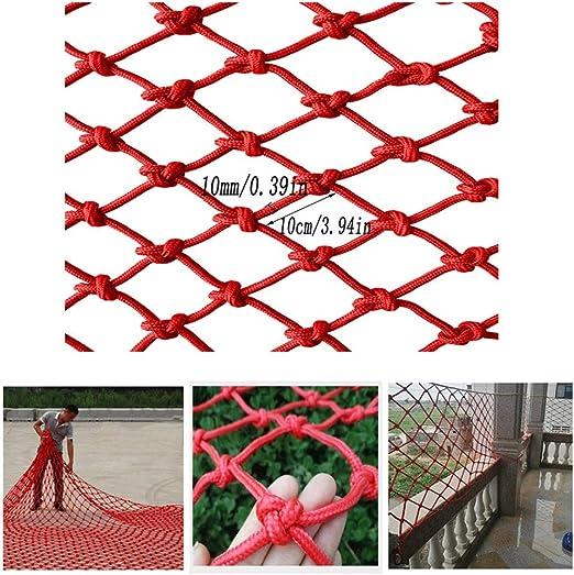 Malla de Seguiridad para Protección a Niños Red de Seguridad Al Aire Libre, Red de Protección