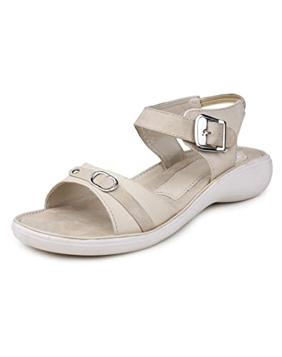 891ec263e DIGNI Latest Flat Sandal for Women's Black: Buy Online at Low Prices ...