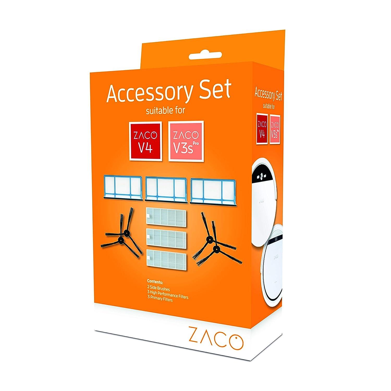 ZACO 501921 - Kit de Mantenimiento para Robot Aspirador V3sPro y ...
