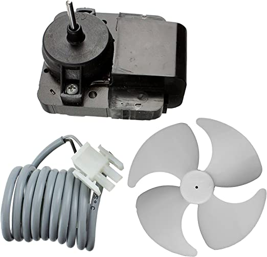 Spares2go Ventilador Motor de ventilador para Zanussi Nevera ...