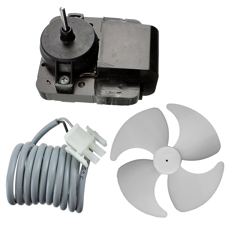 Spares2go Ventilador Motor de ventilador para John Lewis para ...