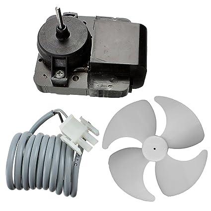 Spares2go Ventilador Motor de ventilador para Aeg frigorífico ...