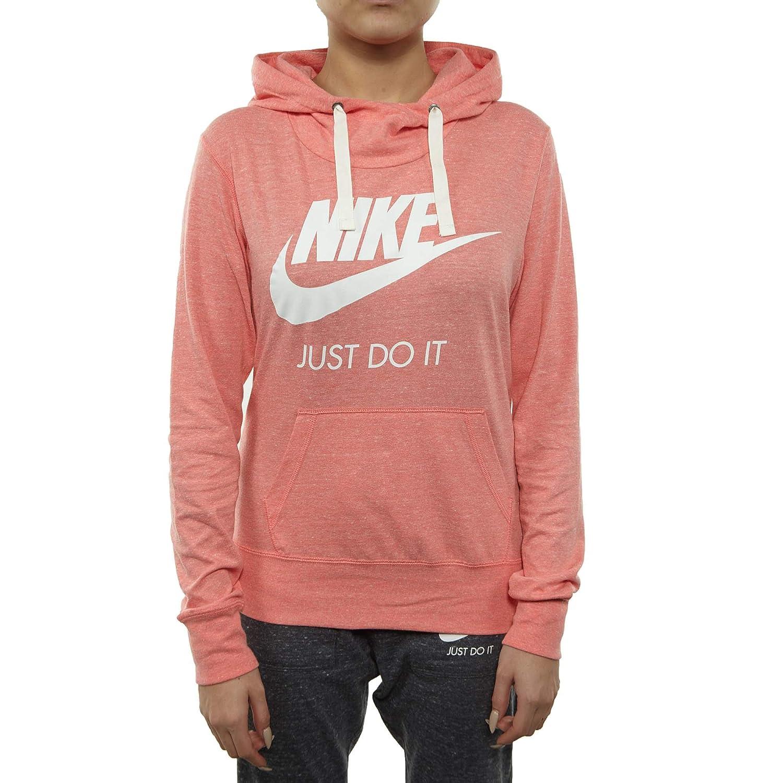 6679732807bf1 Nike Sportswear Gym Vintage Pu;Over Hoodie Womens