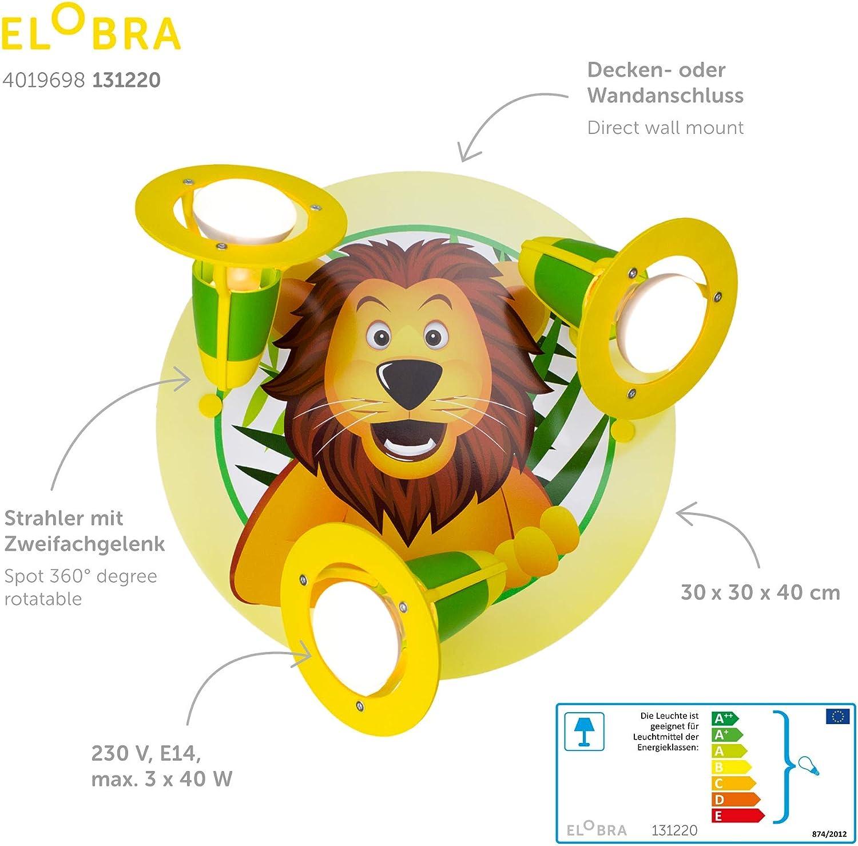 Elobra Rondell leone 131220