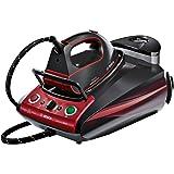 Bosch TDS3771GB Steam Generator Iron, 3100 W - Black/Red