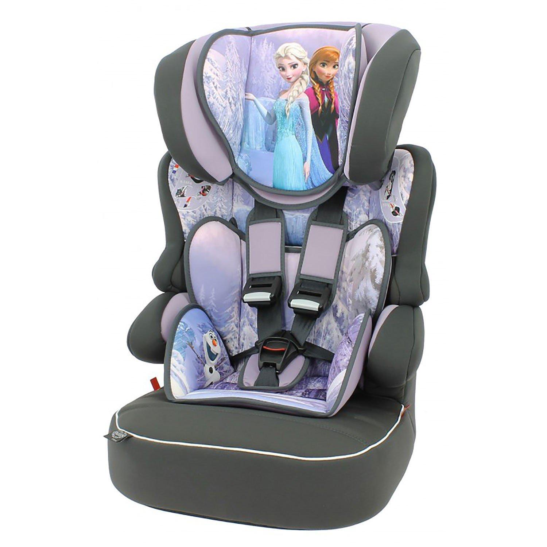 Motiv Cars von 9/bis 36/kg mycarsit Autositz und Sitzerh/öhung Disney Gruppe 1//2//3/