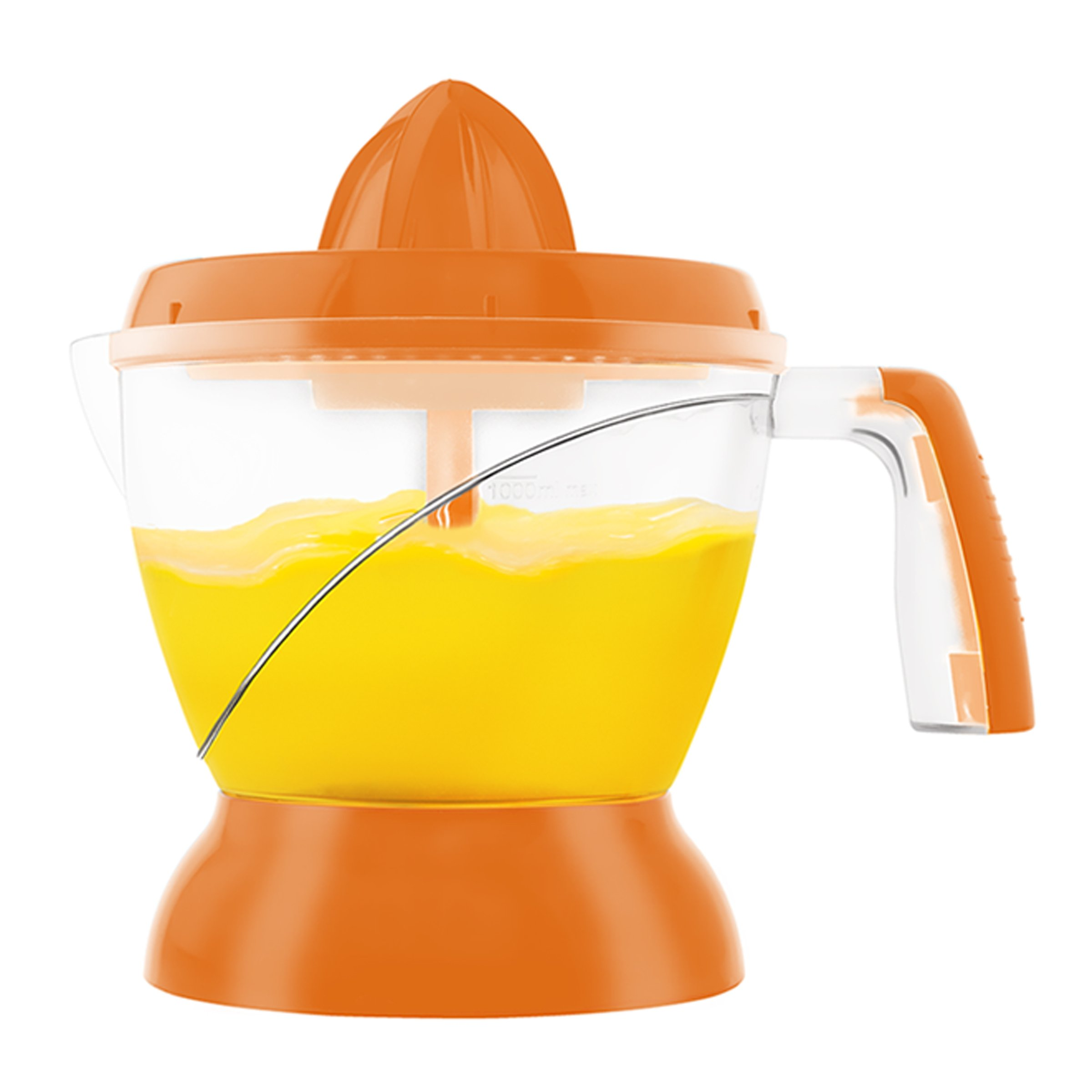 Big Boss 9090 Electric Citrus Juicer, Orange