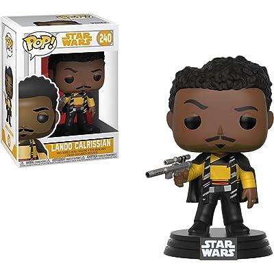 "Lando Calrissian Star Wars""Solo"" #240 Funko Pop!: Billy Dee Williams: Entertainment Collectibles"