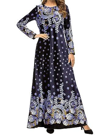 super popular bd120 722fc Winter Muslimische Kleidung Langer Rock - Weibliche Abayas ...