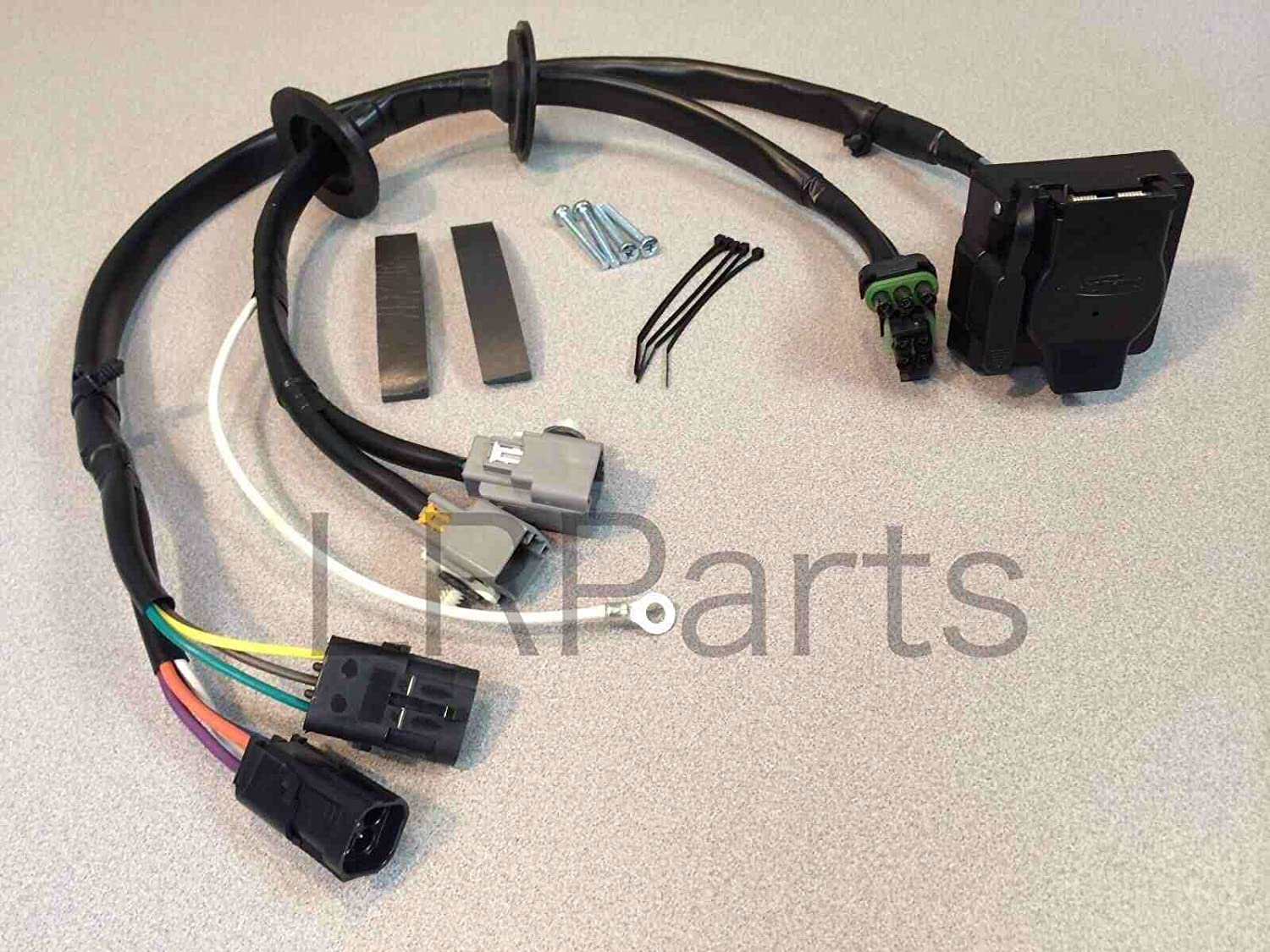 Land Rover Lr3 Tow Hitch Trailer Wiring Harness Electric Ready Ywj500220 New Automotive
