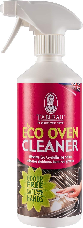 Tableau Eco Oven Cleaner Limpiador de Horno ecológico, no tóxico y sin Olor, Productos químicos, 500 ml