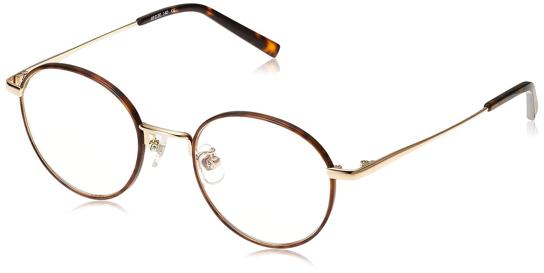 (ヴィクターアンドロルフ) VIKTOR&ROLF VIKTOR&ROLF メガネ B074MWDHYM  ライトゴールド/デミ 日本 48-(FREE サイズ)