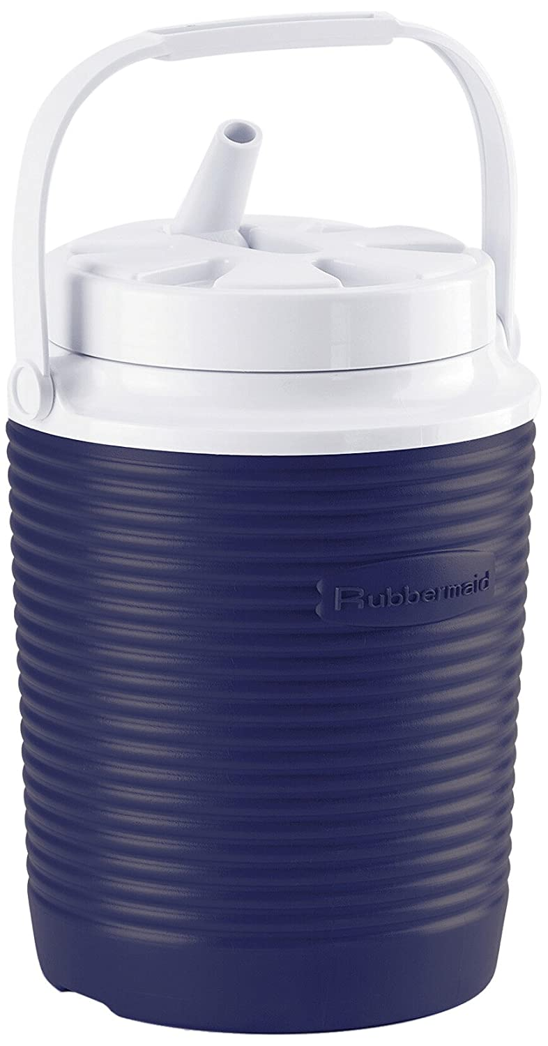 Rubbermaid Victory Jug, 1 Gallon, Modern Blue 1806779