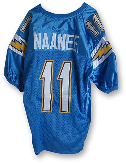 Amazon.com  Legedu Naanee Unsigned Jersey San Diego Chargers Powder ... 4da61f147