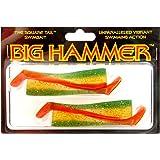Big Hammer Swimbait, Atomic Punk, 4-Inch