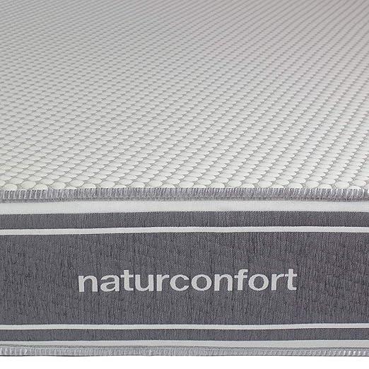 Naturconfort Colchón viscoelástico Gama Alta, Soja, 160x220cm: Amazon.es: Hogar