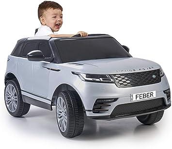 Oferta amazon: FEBER- Range Rover Velar Coche eléctrico de una Plaza con Luces y Sonidos, niñas de 3 a 7 años, (Famosa 800012449)