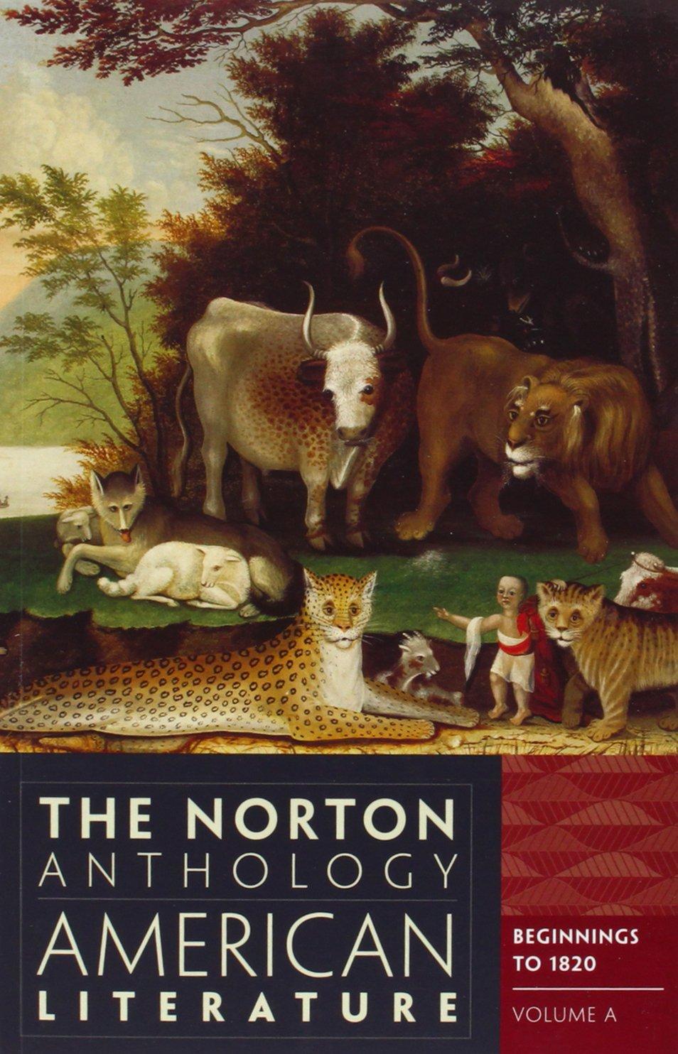 The Norton Anthology of American Literature: Amazon.es: Nina Baym, Robert S. Levine, Phillip F. Gura, Jerome Klinkowitz, Wayne Franklin, Arnold Krupat, ...