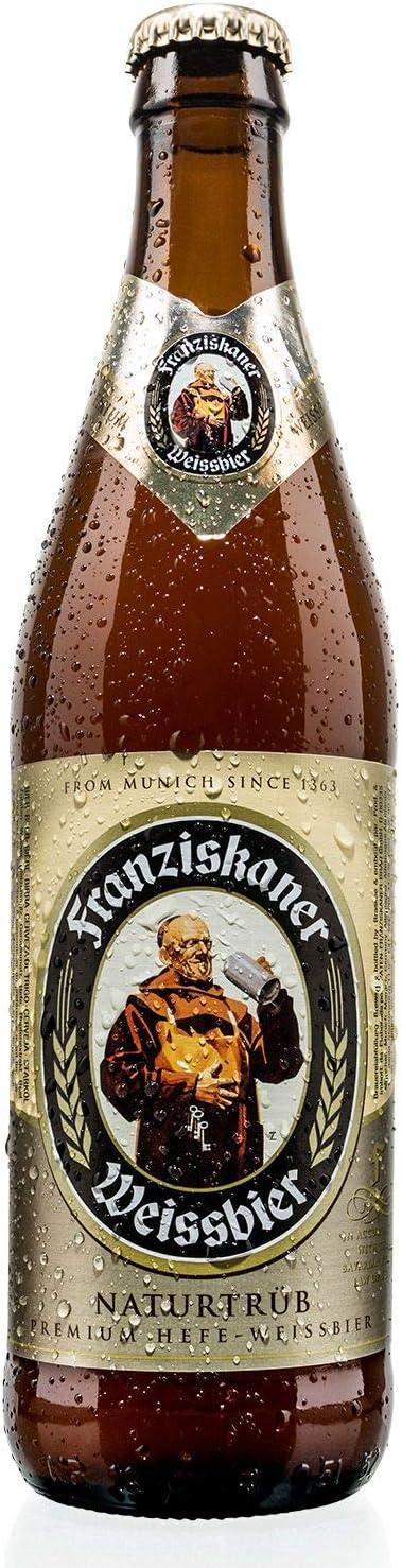 FRANZISKANER cerveza botella 50 cl
