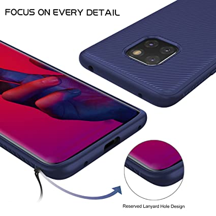 Amazon.com: Funda para Huawei Mate 20 Pro, KuGi Huawei Mate ...